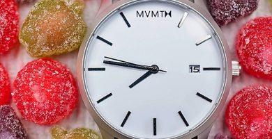 relojes futuristas