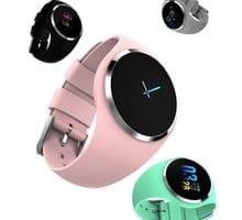 ⌚️ Female Fitness Smart Watch Women Bracelet Reloj Heart Rate Monitor Bluetooth Pedometer Touch Intelligent Sport Watch for Running