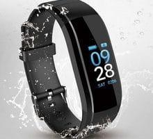 ⌚️ Fitness Sports smart watch men Heart Rate Monitor Smart Bracelet Color blood pressure measurement running Tracker Bracelet clock