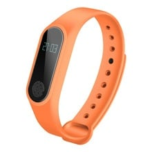 ⌚️ IP67 M2 Smart Wristband OLED Touch Screen Smart Watch Women Men Sports Step BT 4.0 Heart Rate Sleep Monitoring For IOS Android