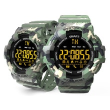 ⌚️ Mens Military Sports Smartwatch Men Camouflage Dial Fitness Intelligent Wristwatches Bluetooth Digital Smart Watches For Running