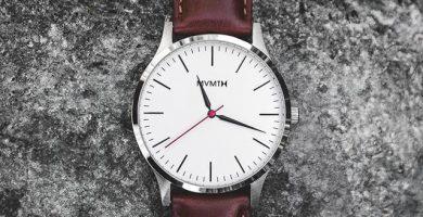 reloj acero mujer
