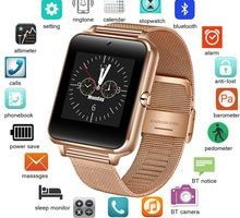 ⌚️ BANGWEI Smart Watch Men Women Digital Electronic Watch Stainless Steel Sport Waterproof Watch Support SIM TF for Android phones
