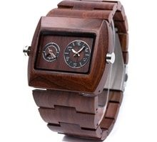 ⌚️ BEWELL Male Wood Quartz Clock Mens Watches Men Business Luxury Stop Watch Top Brand Wristwatches Relogio Masculino dropship 021C