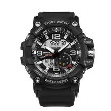 ⌚️ Luxury Brand Men Sport Digital Led Watch G Military Multifunction Shock Wristwatch 5atm Waterproof Relogio Masculino