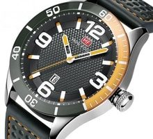 ⌚️ MINI FOCUS Fashion Men Metal Waterproof Watch Adjustable Band Accessory