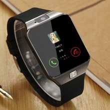 ⌚️ Newest Fashion DZ09 Smart Watch WristWatch Support With Camera Bluetooth SIM TF Card Smartwatch For Ios Android Phones