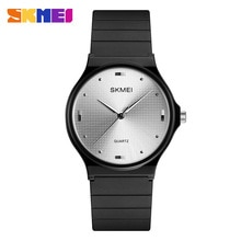⌚️ Skmei Quality Fashion PU Strap Women Watch Casual Simple Quartz Wrist Watch Women Relogio Feminino Ladies Luxury Watches