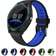 ⌚️ Smart Watch Bluetooth Smart Horloge with Camera  Pedometer Health Sports Clock Hour Male Female Sfitness watch for Android IOS