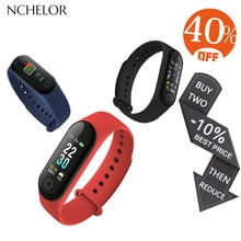 ⌚️ Sport smart watch High cost performance Breathable silicone strap Heart rate IP67 waterproof  Fitness Wearable smart bracelet