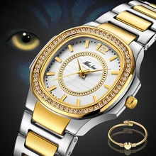 ⌚️ Women Watches Women Fashion Watch 2018 Geneva Designer Ladies Watch Luxury Brand Diamond Gold Patek Wrist Watch Gifts For Women