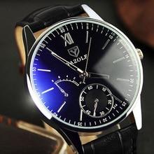 ⌚️ YAZOLE Quartz Watch Men 2017 Fashion Mens Watches Top Brand Luxury Famous Wrist Watch Male Clock Hodinky Relogio Masculino
